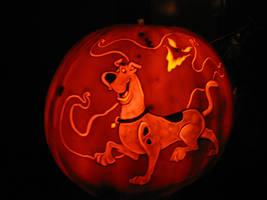 Pumpkin - Scooby by snerk