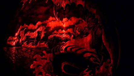 Smaug2 - Lit Carve by snerk
