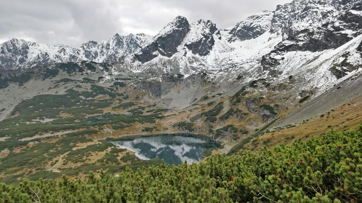 Tatra panorama by csibecsont