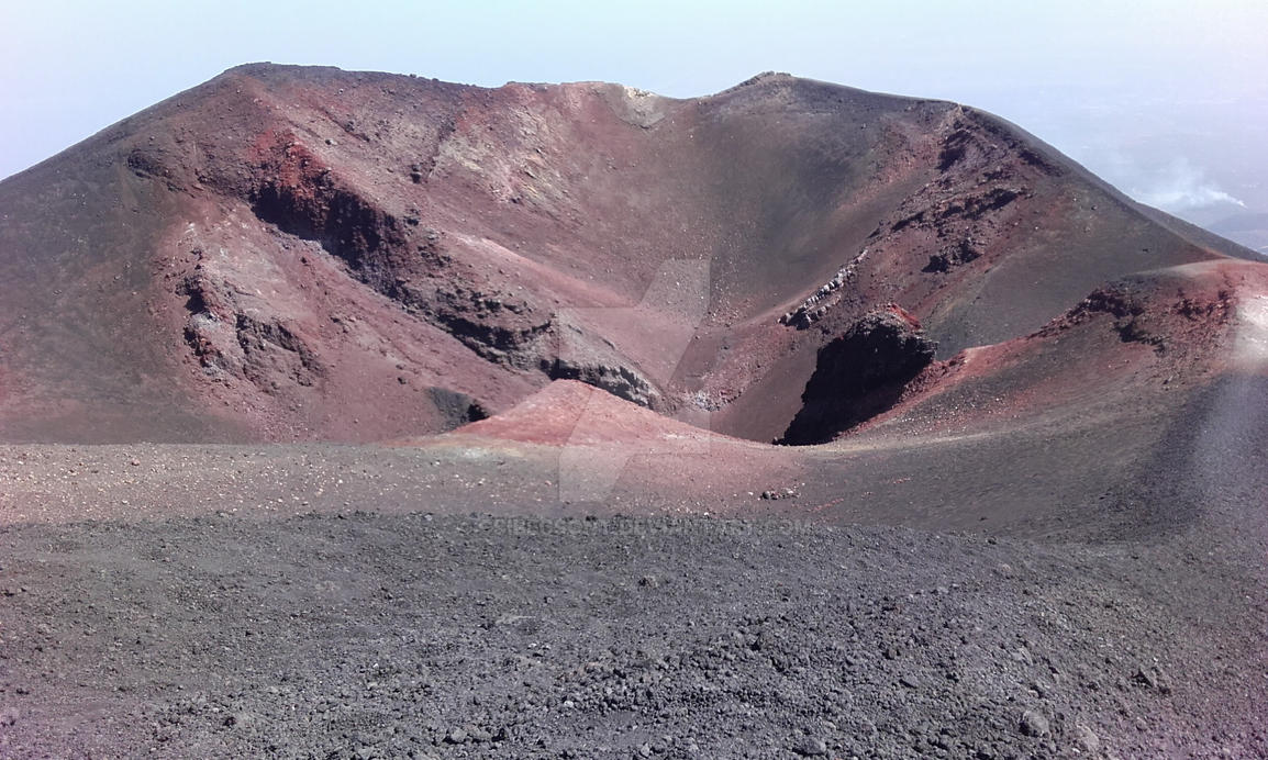 Mt Etna by csibecsont