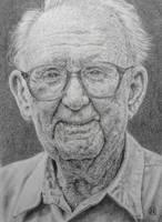 The Elderly by NevilleGordonArt