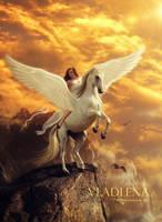Pegasus by Vladlena111