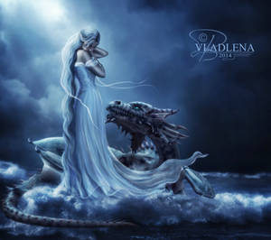 The Sea Nymph by Vladlena111