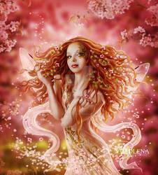 Fairy Flowering by Vladlena111