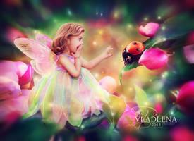 Little fairy by Vladlena111