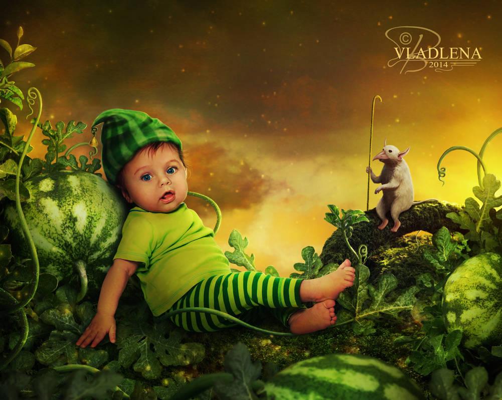 My fabulous friend by Vladlena111
