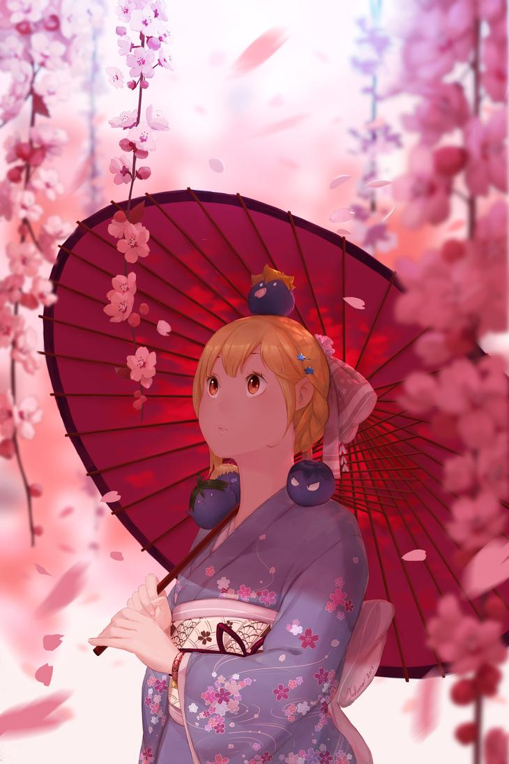 Shunbun no Hi by Inkumo
