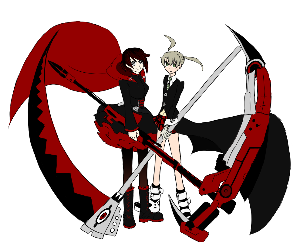 Soul Eater Not Complete