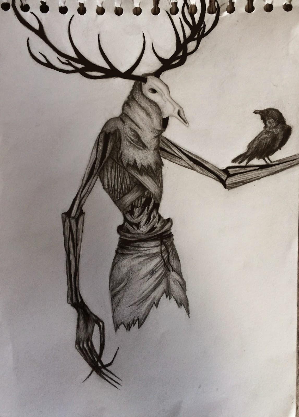 Leshen By Natkiel On Deviantart
