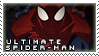ultimate spider-man stamp by CaptainFizzy