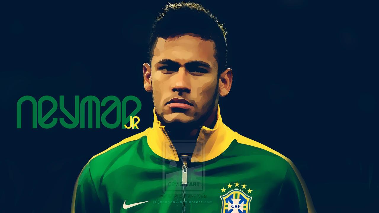 Neymar Jr. Neymar_by_vengen2-d6uk0sh