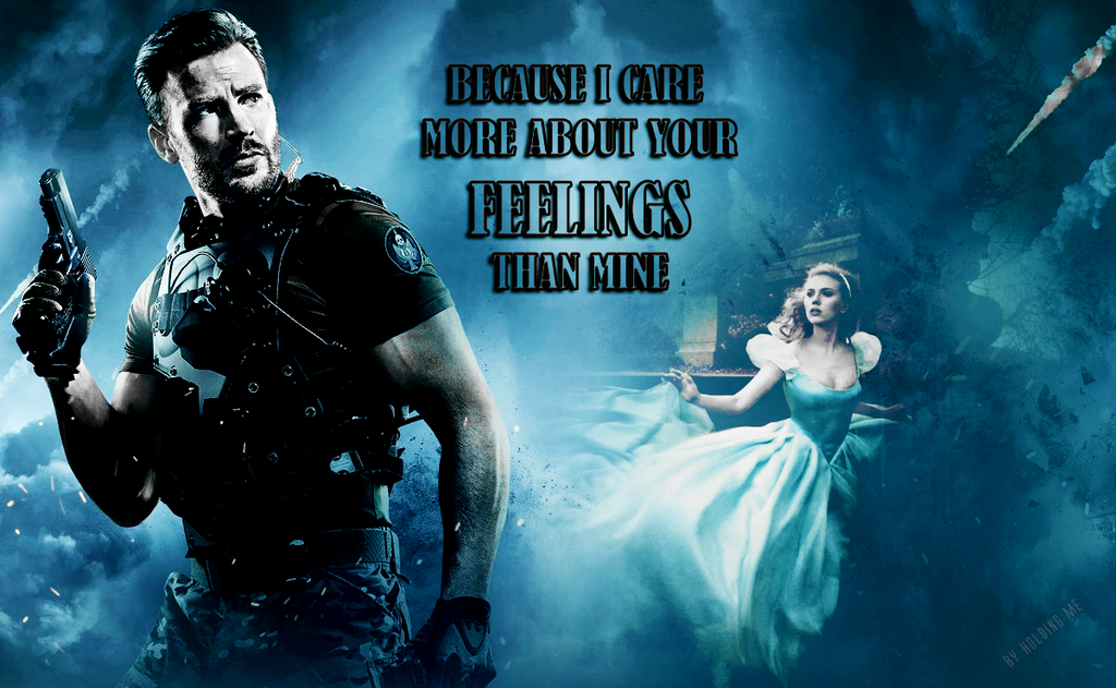 Romanogers as Action Fairytale by xByHoldingMe
