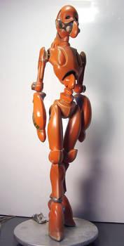 chica robotica