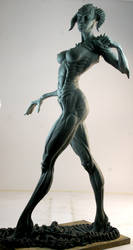 demonmujer 2 by rieraescultura-art