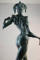 demonmujer by rieraescultura-art