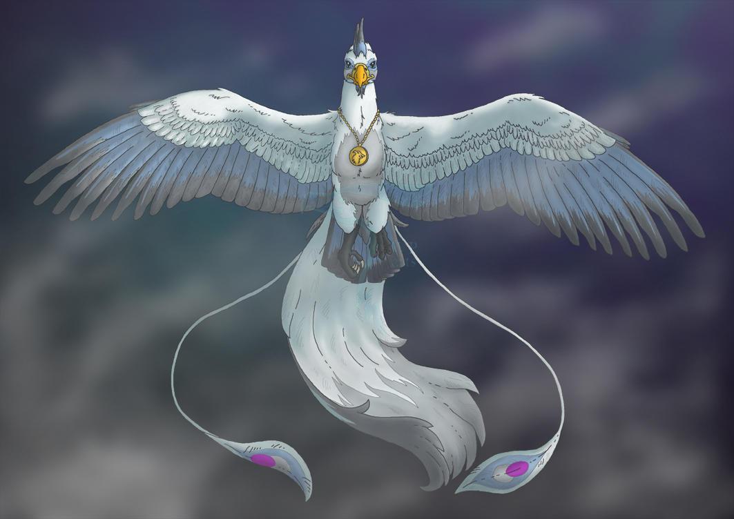 Rising Myth And Legend by WhitePhoenix7 on DeviantArt