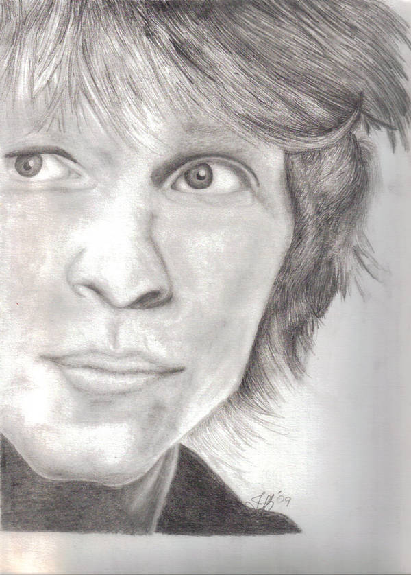 Bon Jovi by PhantomComet