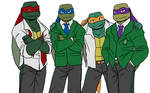 TMNT U Boys