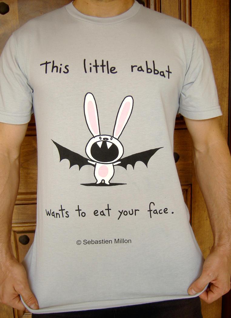 Little Rabbat Tshirt by sebreg