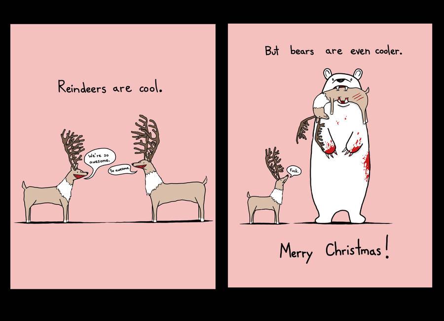 Potential Christmas Card by sebreg