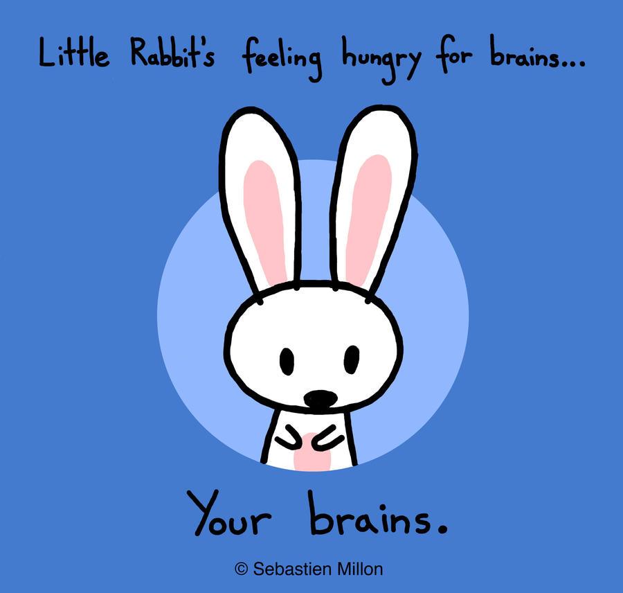 Your Brains by sebreg