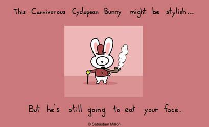 Cyclop Bunny