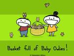 Basket Full of Baby Owlies