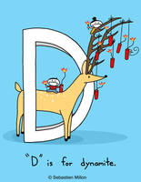 D is for Dynamite by sebreg