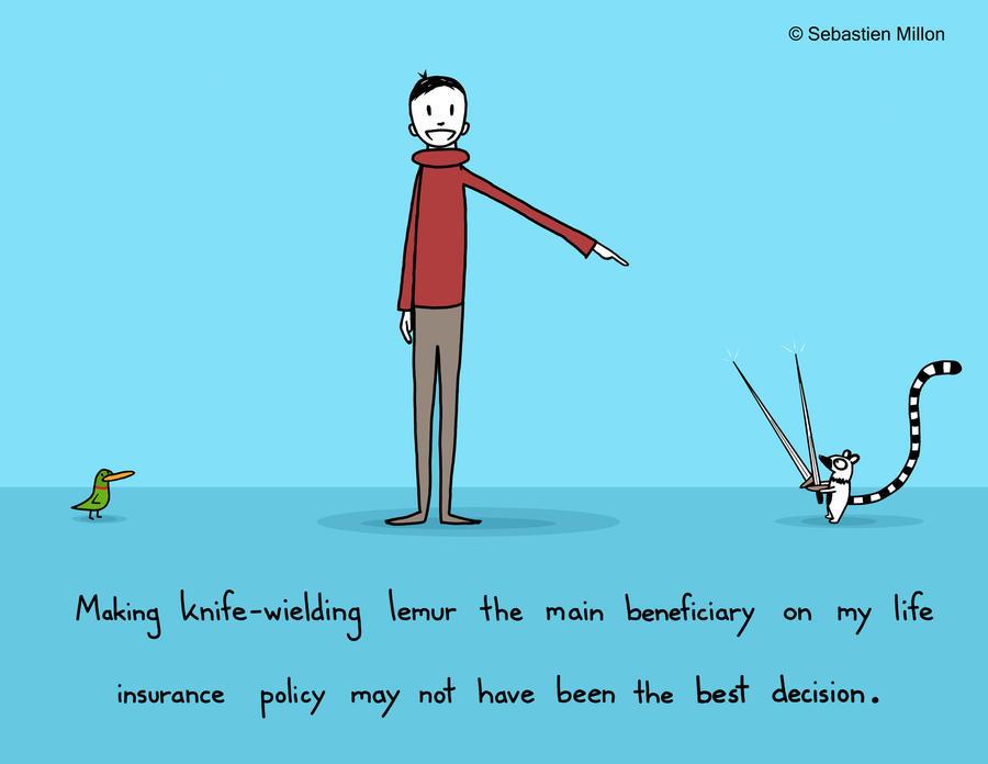 Life Insurance Policy by sebreg