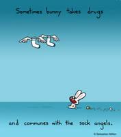 Sock Angels by sebreg