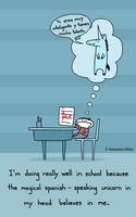 Doing Well in School by sebreg