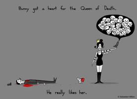 A Heart by sebreg