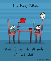 I'm Harry Potter by sebreg