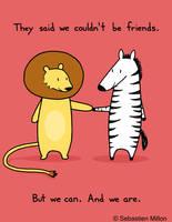 Friendship by sebreg