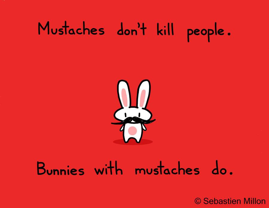Mustache by sebreg
