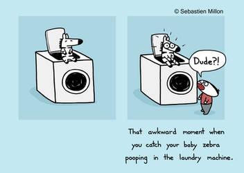 Laundry Machine by sebreg