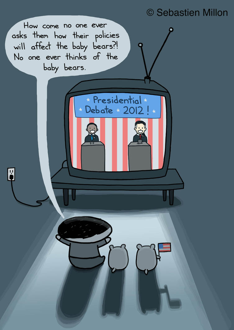 Election 2012 by sebreg