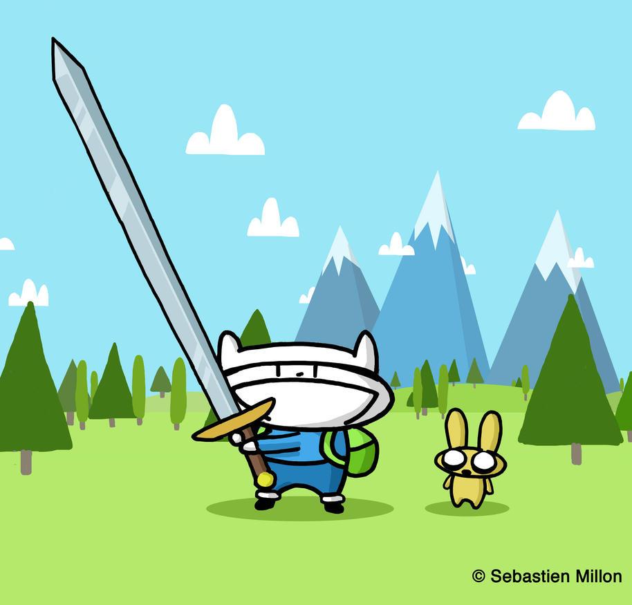 Adventure Time by sebreg