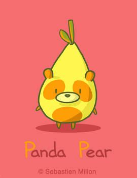 Panda Pear