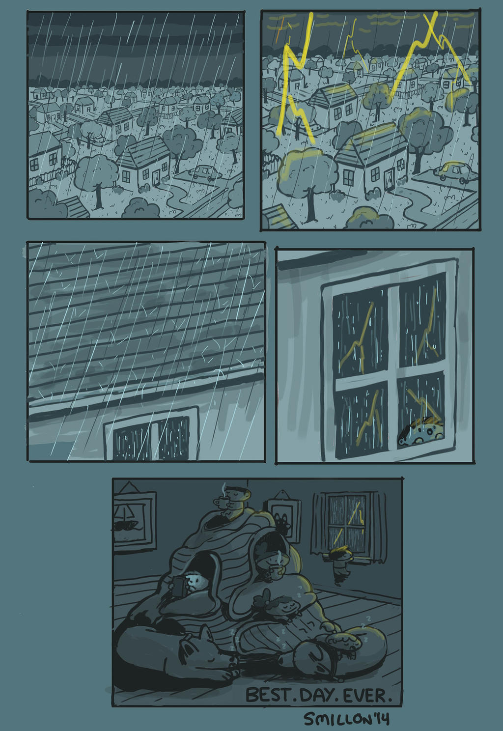 Rainy Day by sebreg
