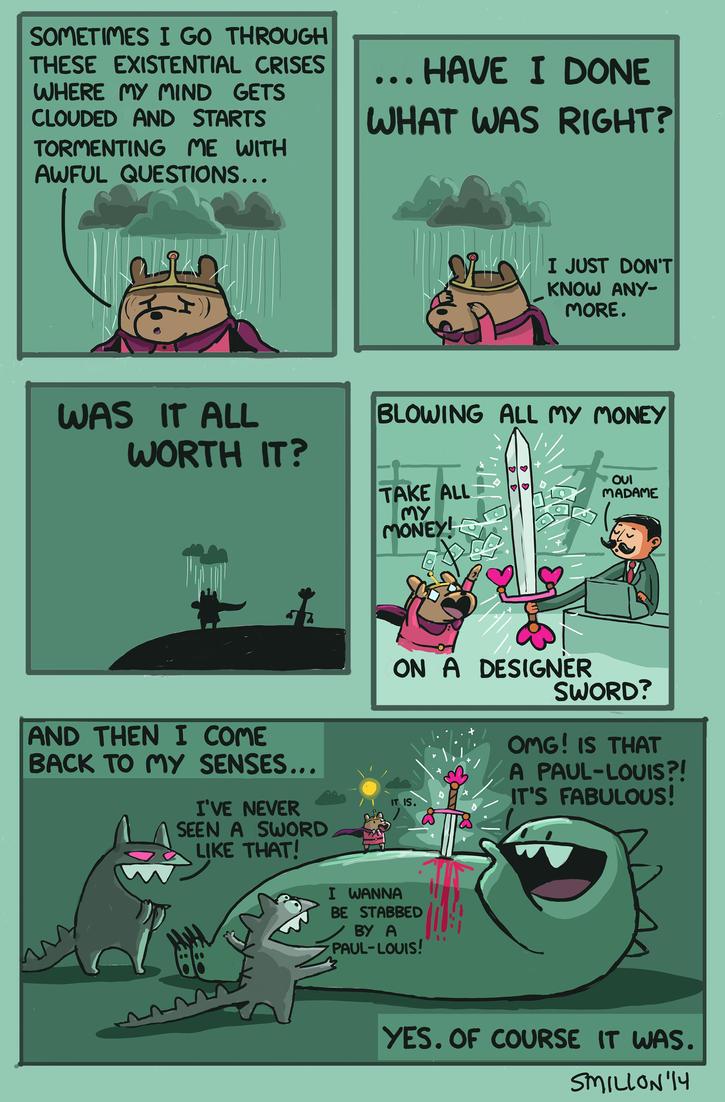 Hero Princess Bear: Was It Worth It by sebreg