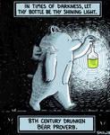 Let Thy Bottle Be Thy Shining Light