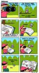 Birding Comic