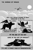 Cat Dragon Mileage by sebreg