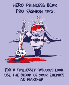 Hero Princess Bear Fashion Tips