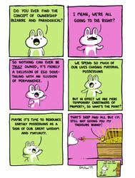 Bunny Philosophical Musings