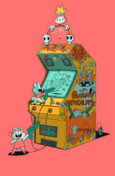 Bunny Apocalypse Arcade Game