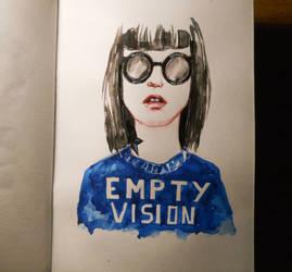 Empty Vision by zaishu