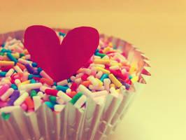 sprinkle some love by normaajean