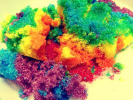 rainbow sugar by normaajean